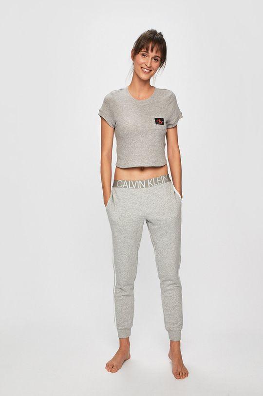 Calvin Klein Underwear - Pyžamový top šedá