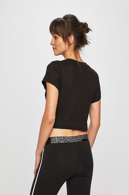 Calvin Klein Underwear - Pyžamový top  Materiál č. 1: 60% Bavlna, 40% Polyester Materiál č. 2: 95% Bavlna, 5% Elastan