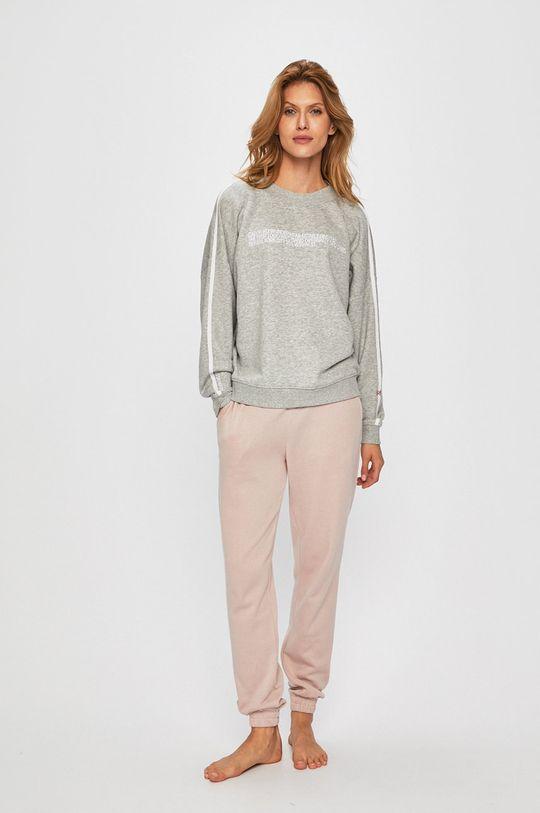 Calvin Klein Underwear - Pyžamová mikina šedá