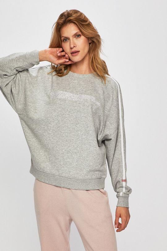 šedá Calvin Klein Underwear - Pyžamová mikina