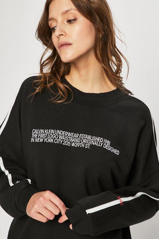 černá Calvin Klein Underwear - Pyžamová mikina