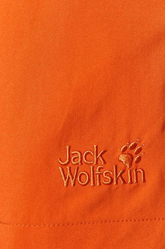 oranžová Jack Wolfskin - Plavky