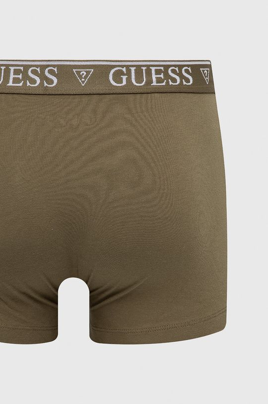 Guess Jeans - Bokserki oliwkowy