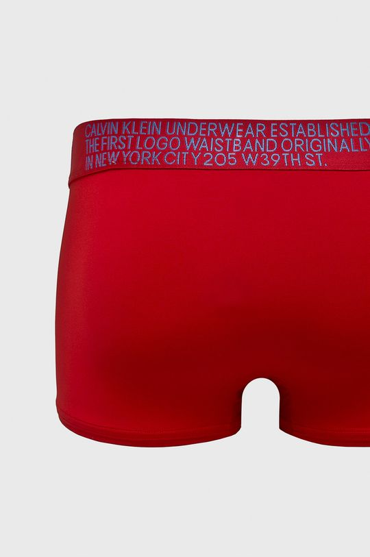 Calvin Klein Underwear - Boxerky červená