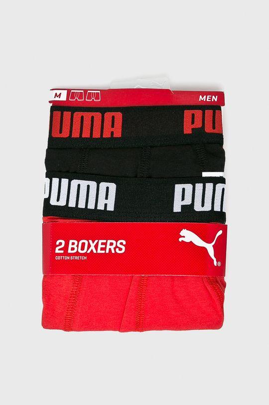 Puma - Bokserki (2-Pack) Męski