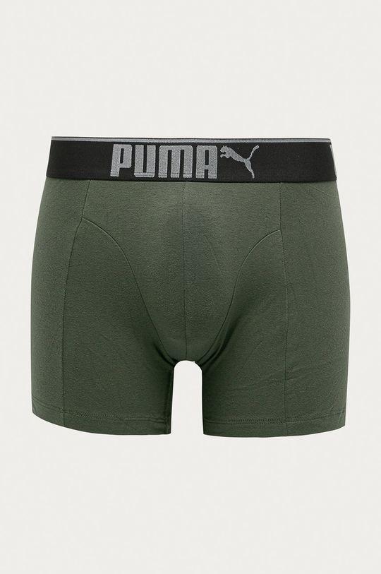 Puma - Boxeri (3-pack)  95% Bumbac, 5% Elastan
