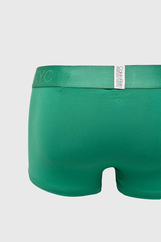Calvin Klein Underwear - Boxerky ostrá zelená