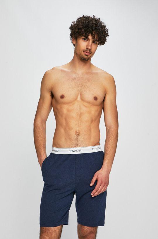Calvin Klein Underwear - Pyžamové šortky  96% Bavlna, 4% Elastan