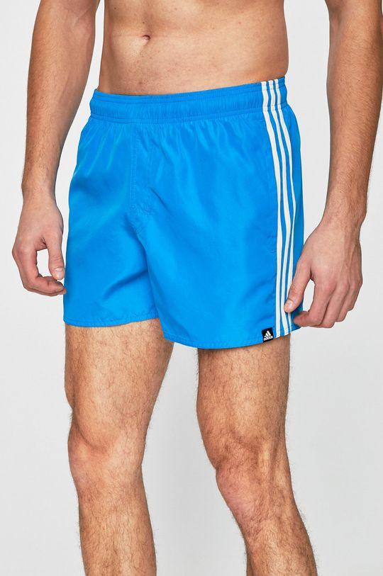 modrá adidas Performance - Plavky Pánský