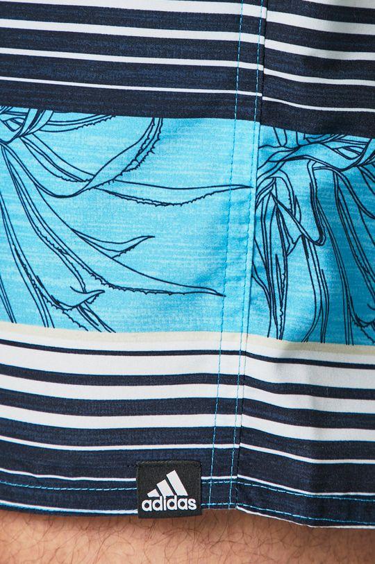 modrá adidas Performance - Plavky