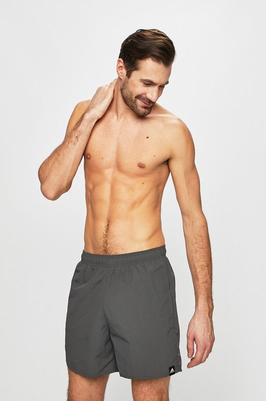 adidas Performance - Plavky sivá
