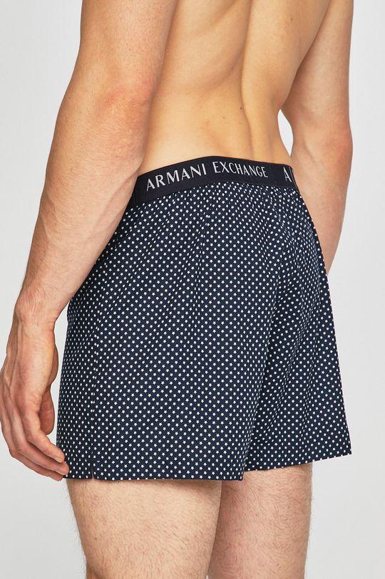 Armani Exchange - Boxerky <p>Základná látka: 100% Bavlna Úprava : 16% Elastan, 84% Polyester</p>
