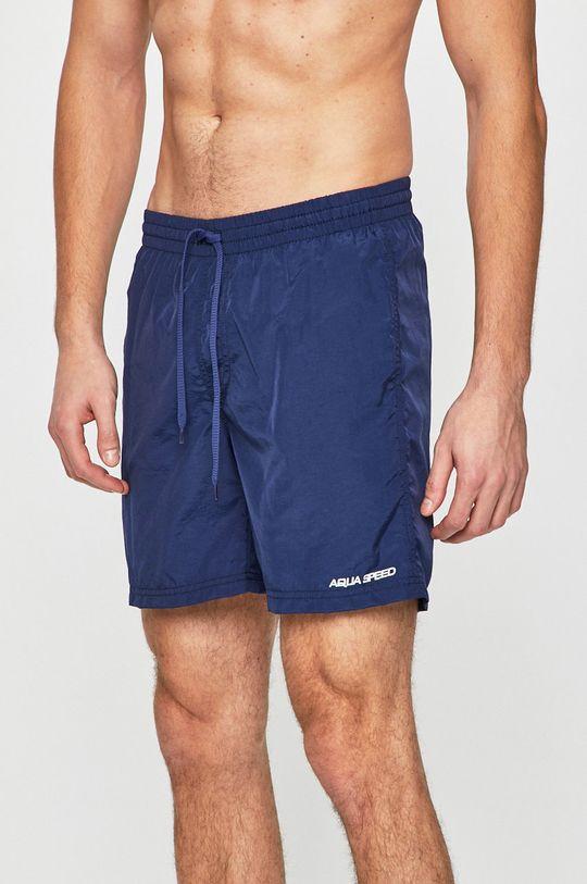 bleumarin Aqua Speed - Costum de baie De bărbați