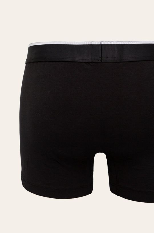 Lacoste - Boxerky (2-pack) černá