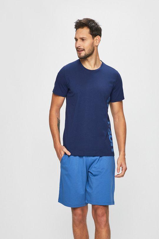tmavomodrá Strellson - Pyžamo Pánsky