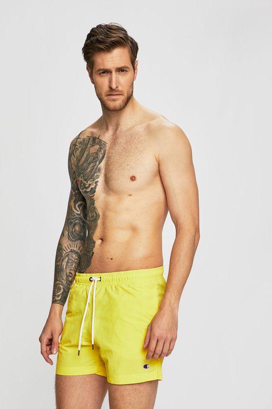 galben deschis Champion - Costum de baie De bărbați