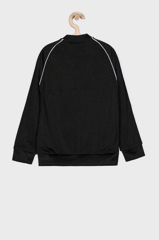 adidas Originals - Detská mikina 128-164 cm čierna