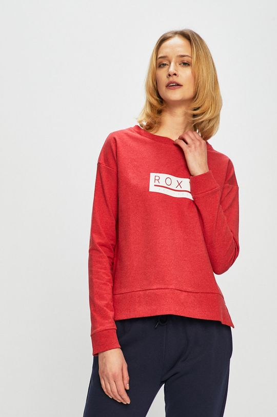 červená Roxy - Mikina Dámsky
