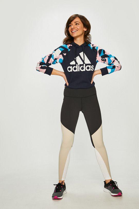adidas Performance - Felső sötétkék