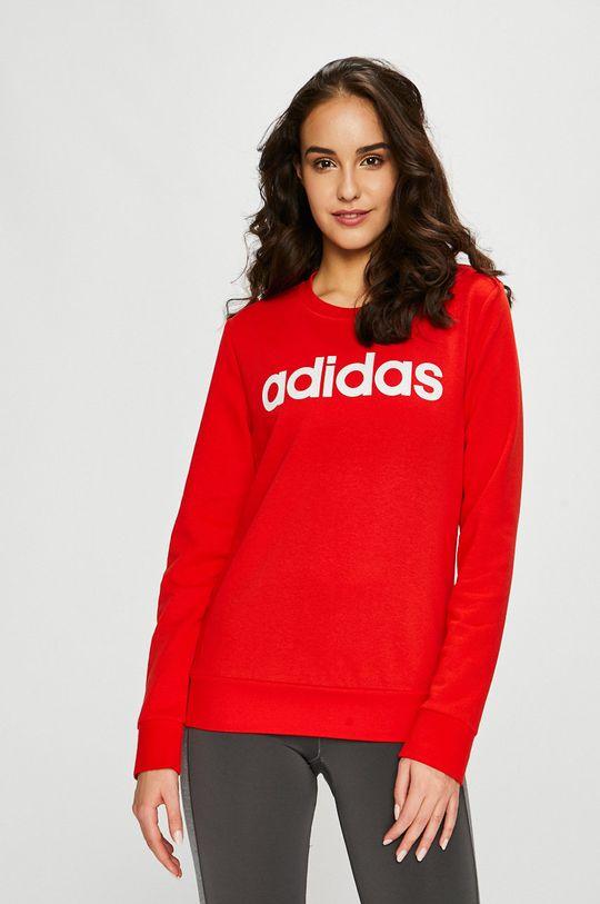 piros adidas Performance - Felső Női
