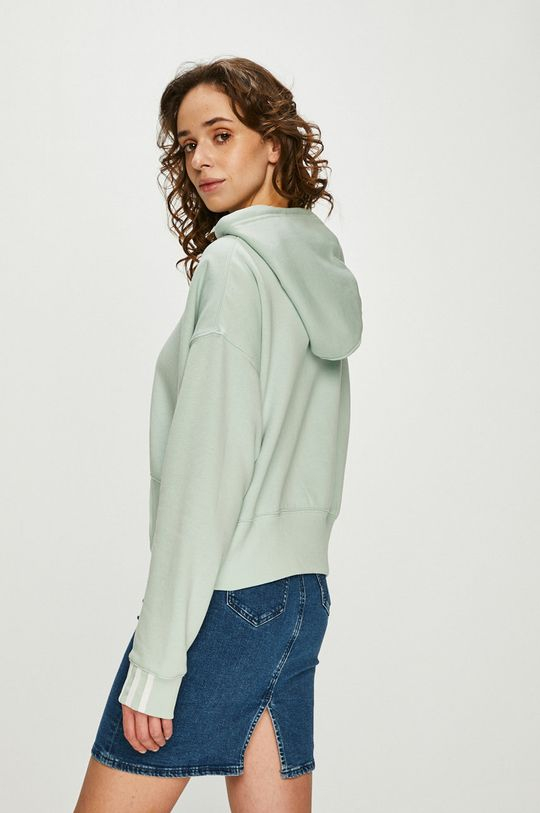 adidas Originals - Mikina Hlavní materiál: 77% Organická bavlna, 23% Recyklovaný polyester Provedení: 95% Organická bavlna, 5% Elastan
