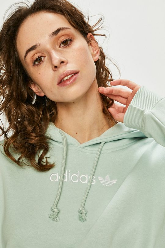 mátová adidas Originals - Mikina