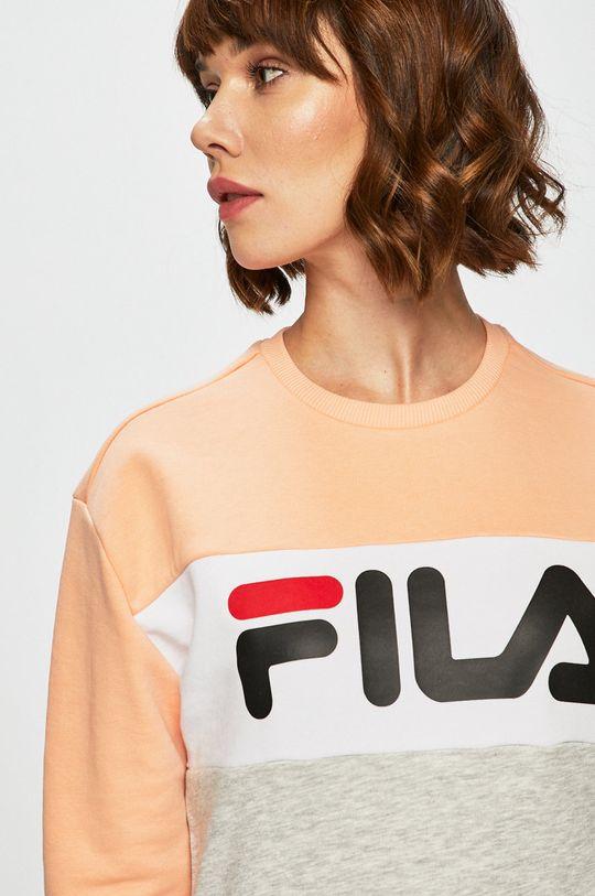 jasny szary Fila - Bluza