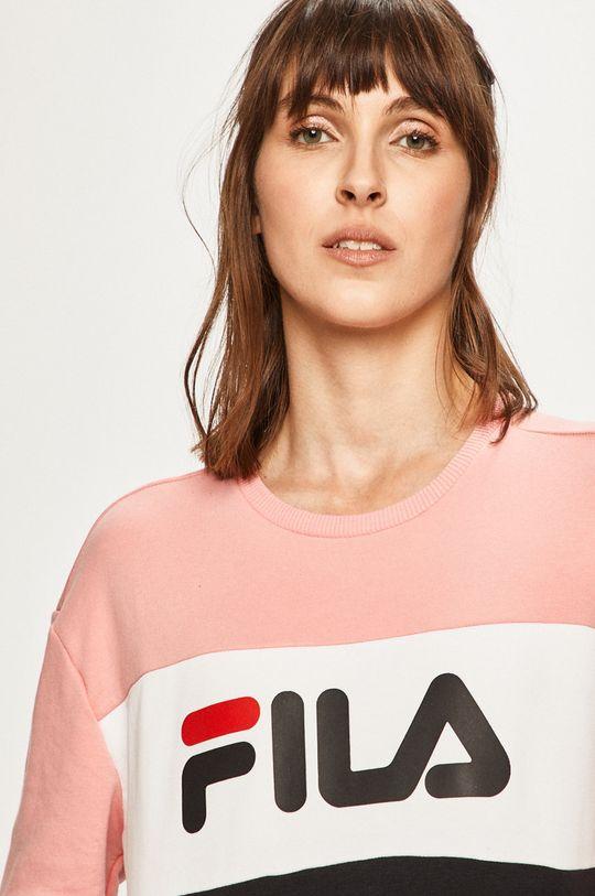 różowy FILA - Bluza 687043 Damski