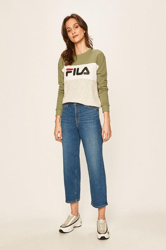 FILA - Bluza 687043 brudny zielony