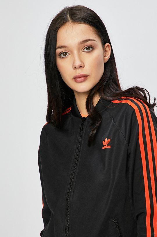 čierna adidas Originals - Mikina