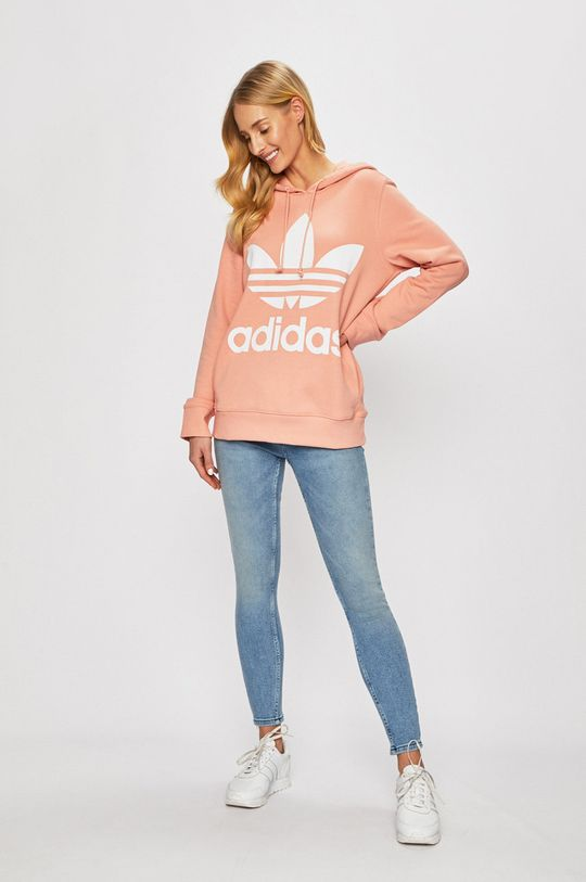 adidas Originals - Mikina ružová