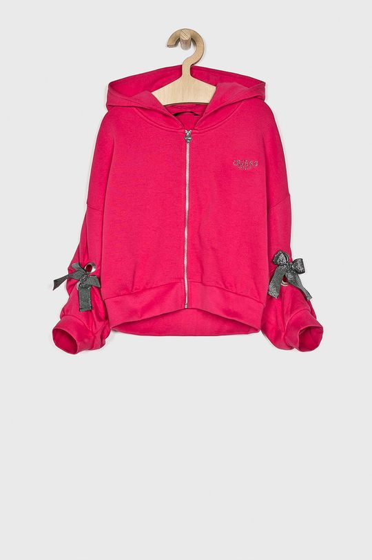 roz rosu Guess Jeans - Bluza copii 118-175 cm De fete