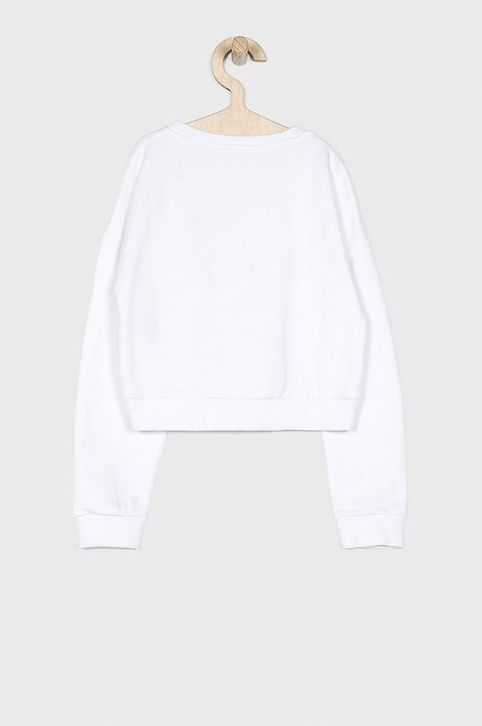 Guess Jeans - Bluza copii 118-175 cm alb
