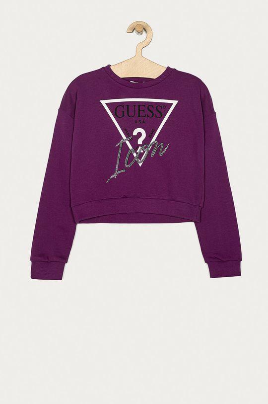 violet Guess Jeans - Bluza copii 116-175 cm De fete