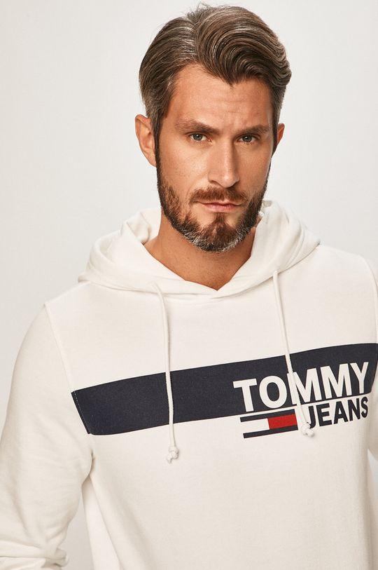biela Tommy Jeans - Mikina