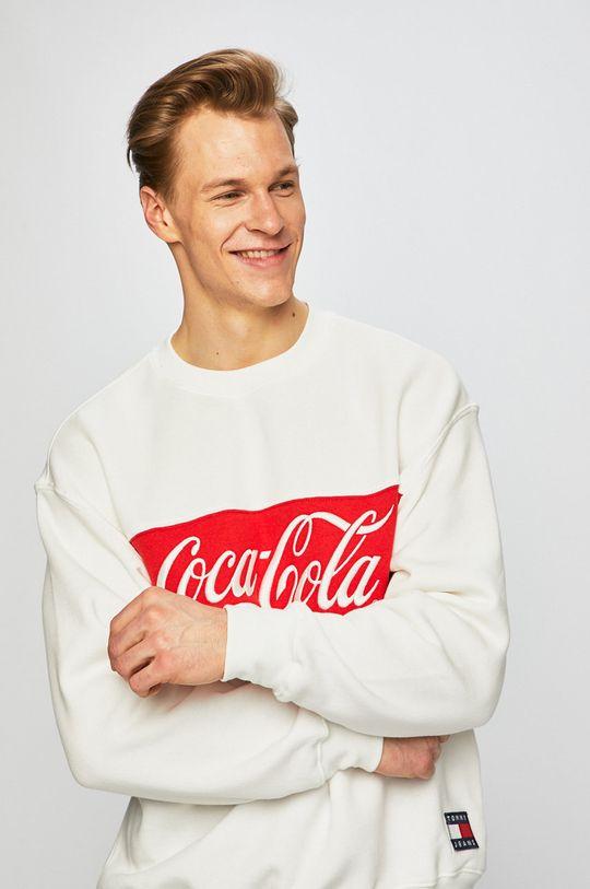 fehér Tommy Jeans - Felső x Coca-Cola