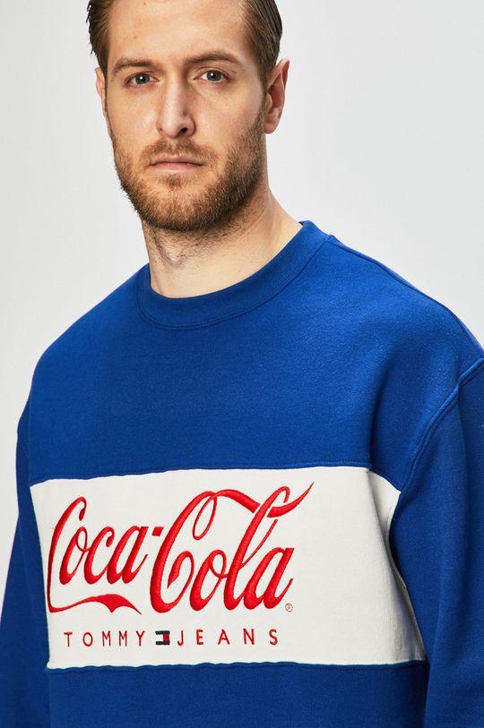 kék Tommy Jeans - Felső x Coca-Cola