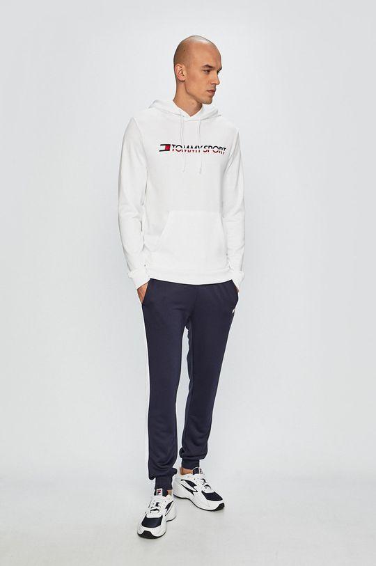 Tommy Sport - Bluza alb