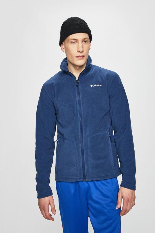 albastru Columbia - Bluza De bărbați