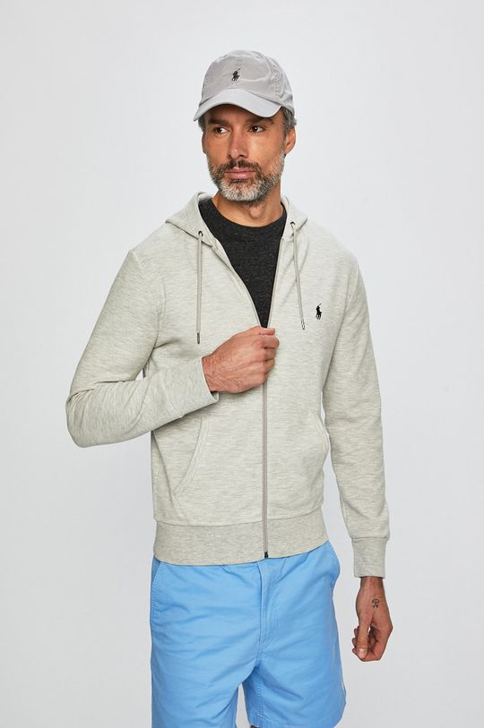 szary Polo Ralph Lauren - Bluza Męski