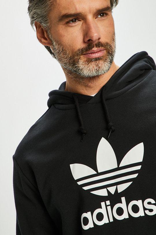 fekete adidas Originals - Felső