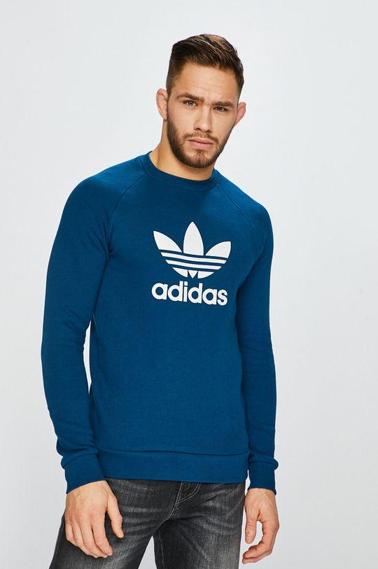 sötét türkiz adidas Originals - Felső Férfi