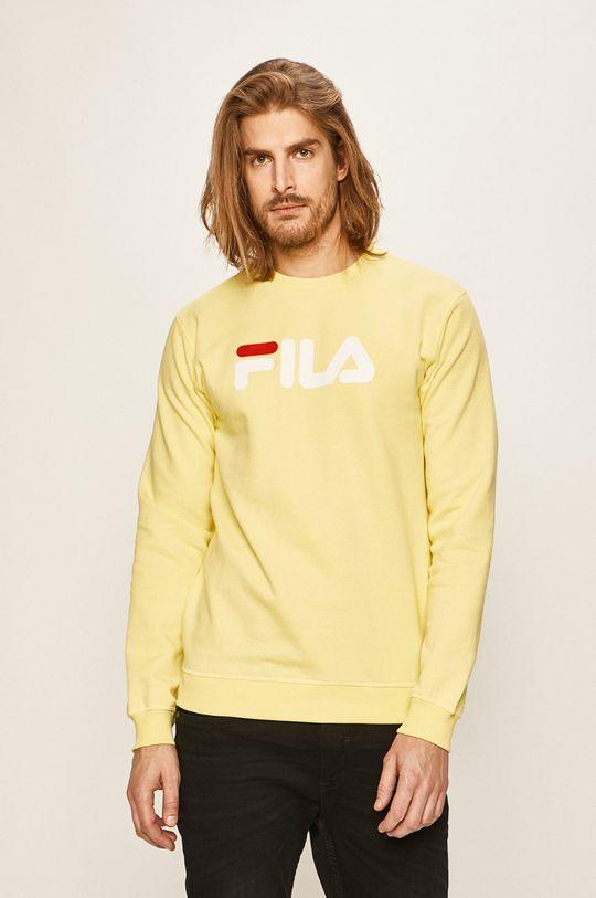 galben deschis Fila - Bluza De bărbați