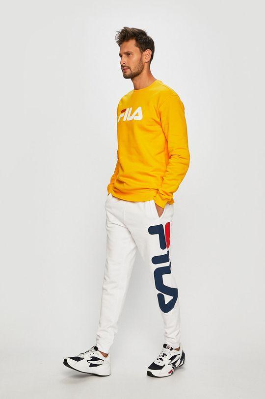 Fila - Bluza żółty