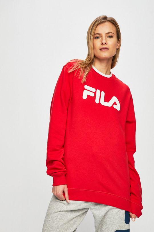 Fila - Bluza czerwony