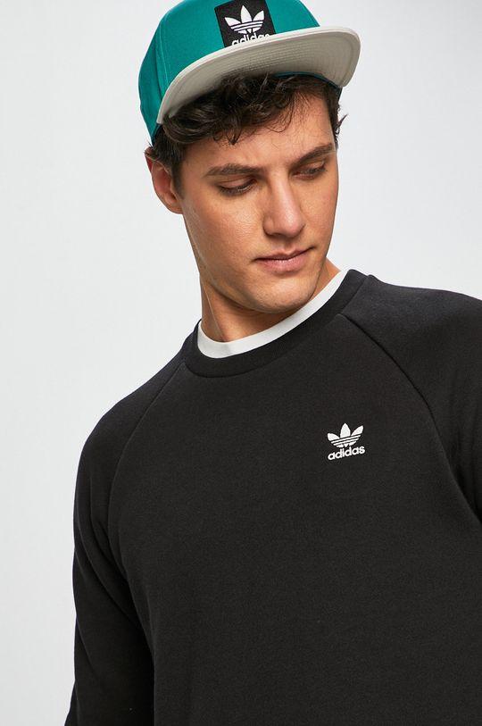 fekete adidas Originals - Felső DV1600