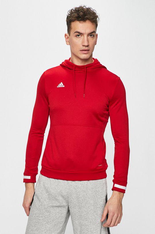 adidas Performance - Bluza czerwony