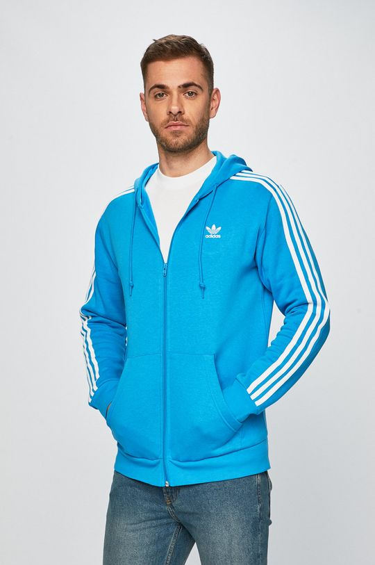kék adidas Originals - Felső Férfi