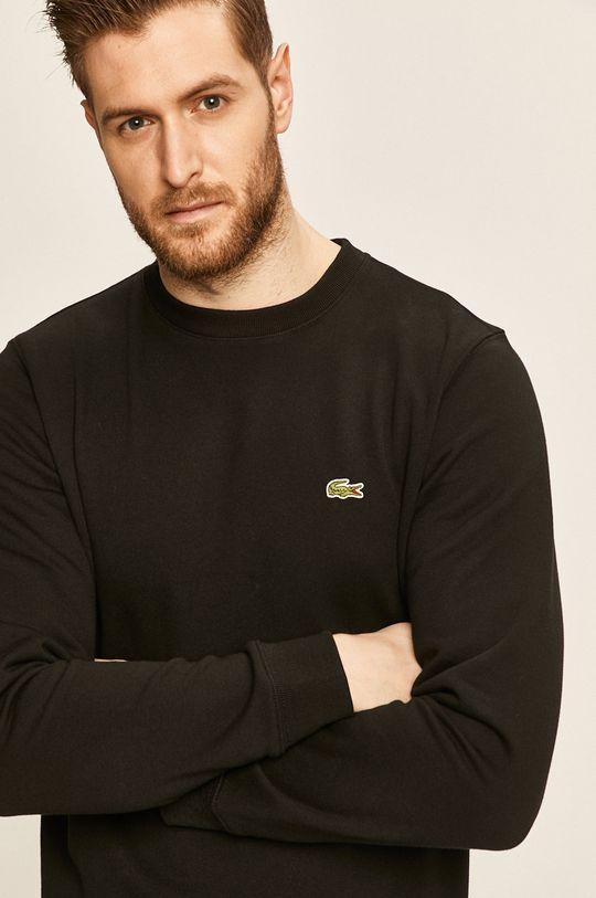 negru Lacoste - Bluza De bărbați