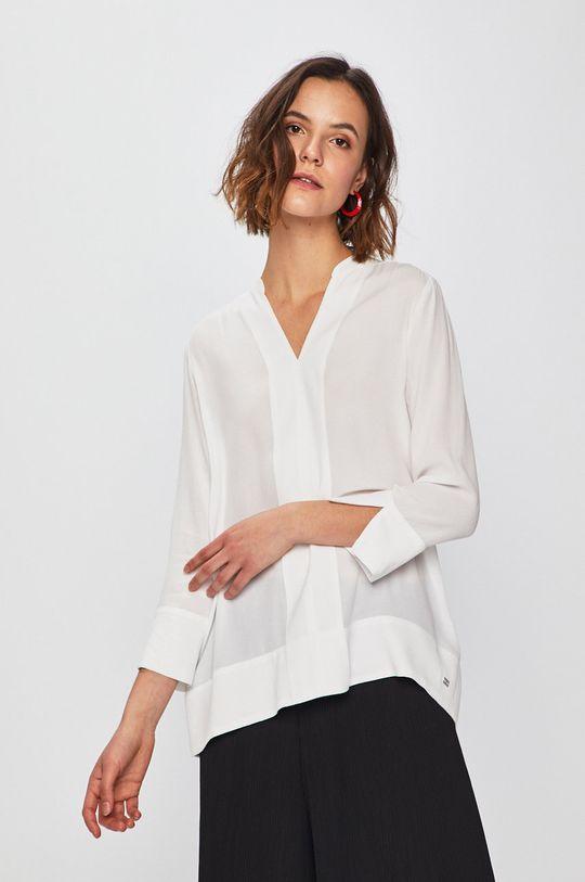 alb Tommy Hilfiger - Bluza De femei